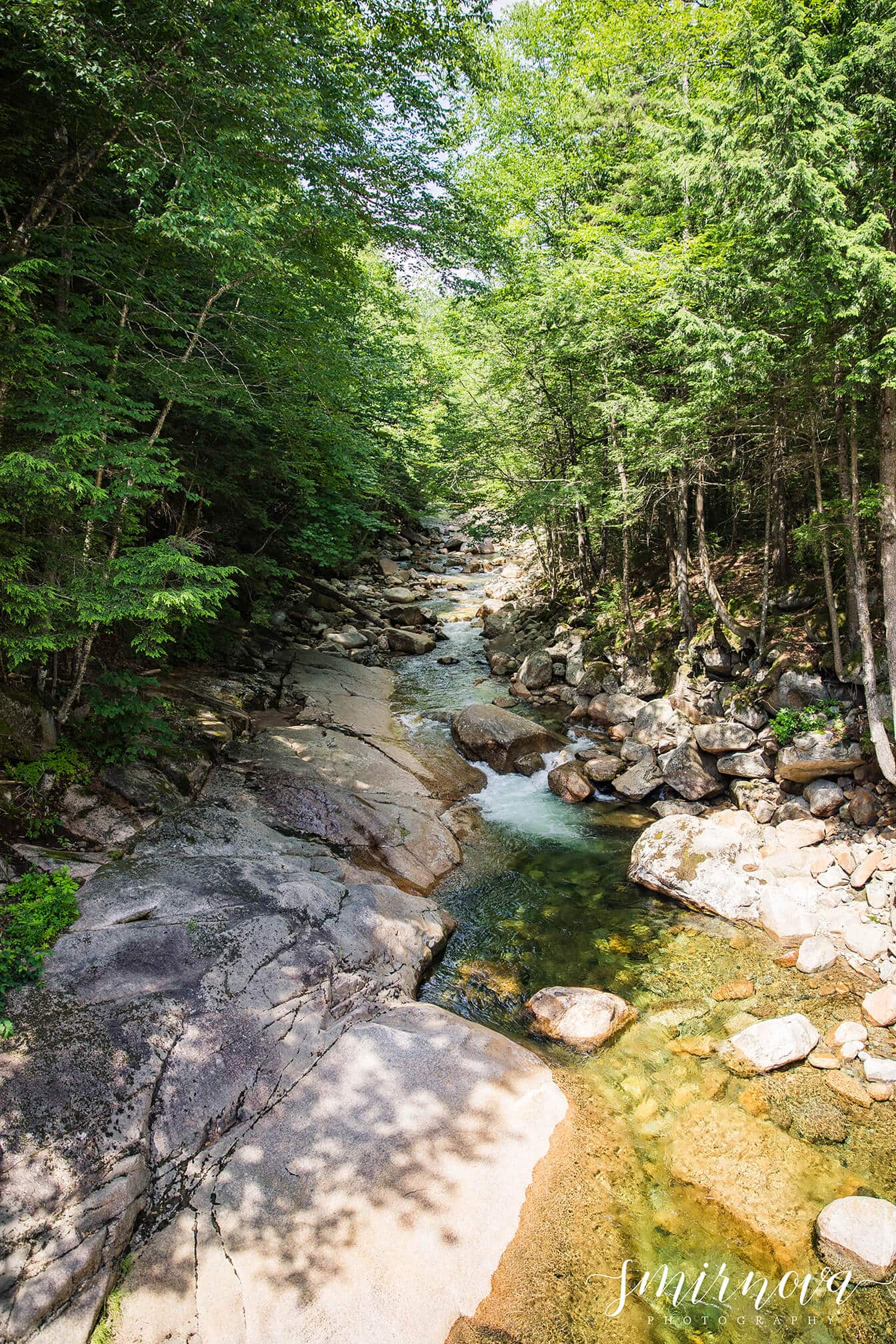 Franconia Notch Smirnova Photography by Alyssa