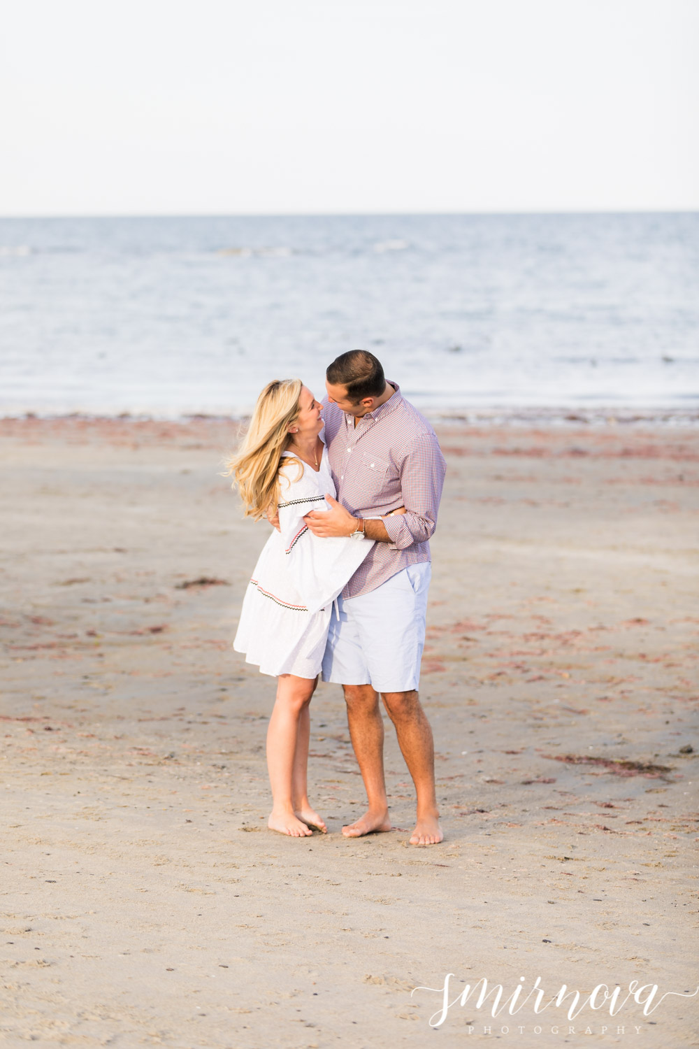 surprise engagement beach Smirnova Photography by Alyssa