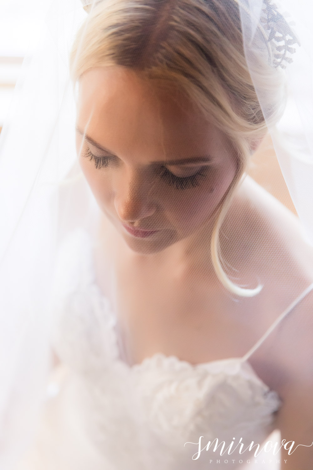 bridal portraits Smirnova Photography by Alyssa