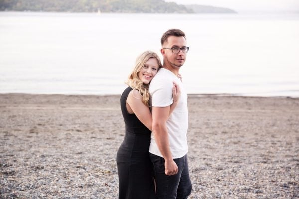 point defiance engagement Smirnova Photography by Alyssa