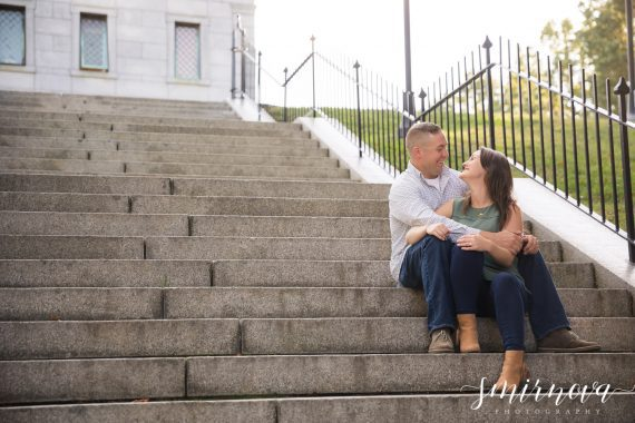 Bunker Hill Engagement Session Smirnova Photography by Alyssa