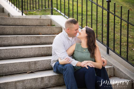 Bunker Hill engagement Smirnova Photography by Alyssa