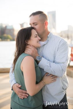 cityscape engagement Smirnova Photography by Alyssa