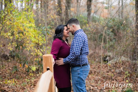 moore state park paxton ma engagement Smirnova Photography by Alyssa