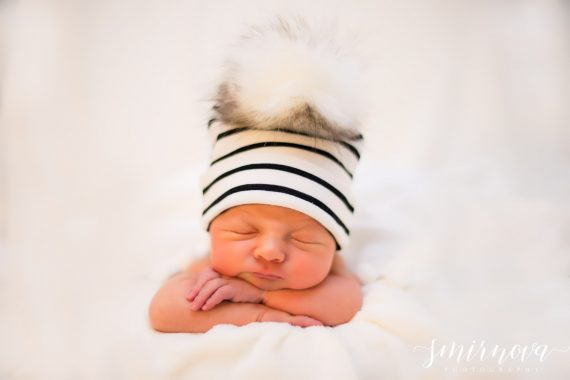 baby boy newborn poses Smirnova Photography by Alyssa