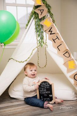 first birthday boy decor