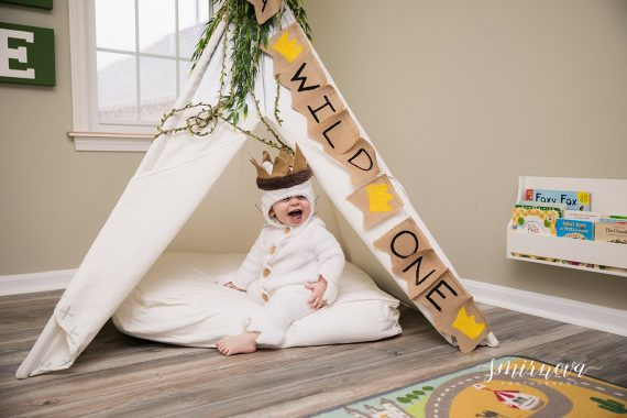 themed first birthday party