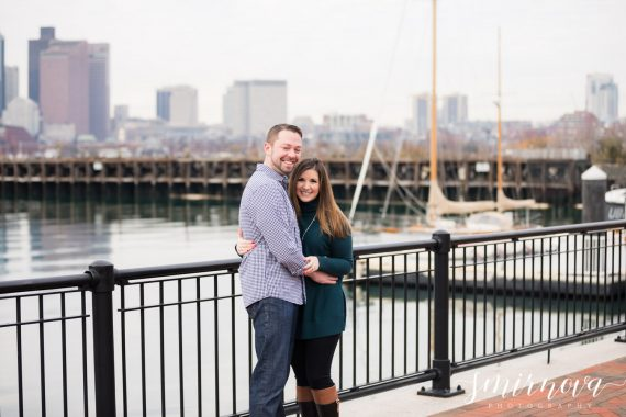 boston pier engagement