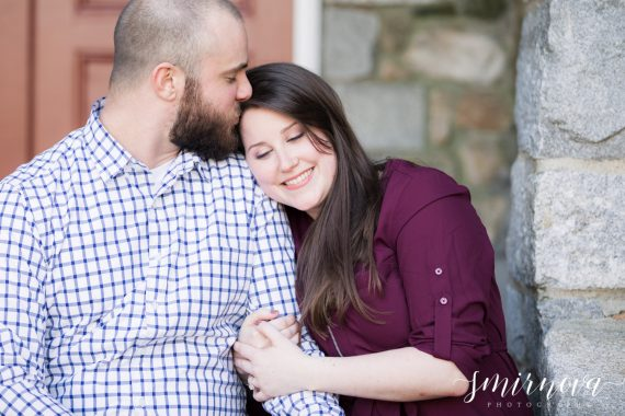 Lexington, MA Engagement Smirnova Photography by Alyssa