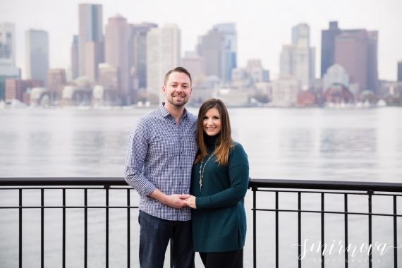 Boston Piers Park Engagement