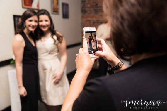 Boston Central Bistro Wedding Smirnova Photography by Alyssa