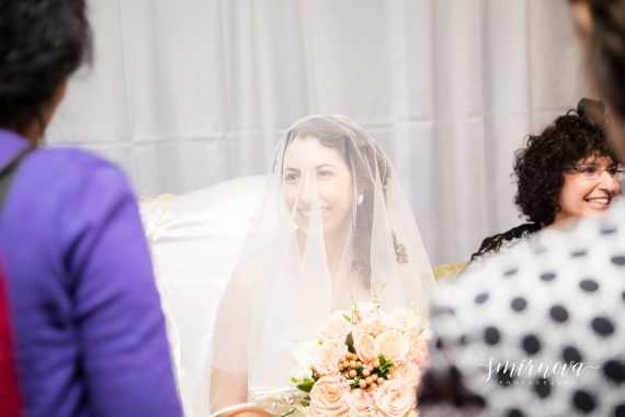 Beautiful Jewish bride