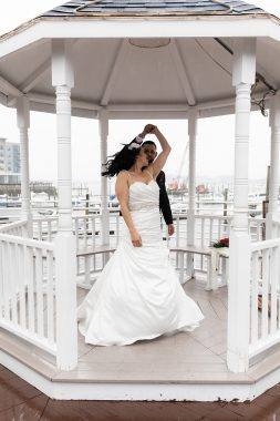 Marina Bay Quincy wedding Smirnova Photography by Alyssa