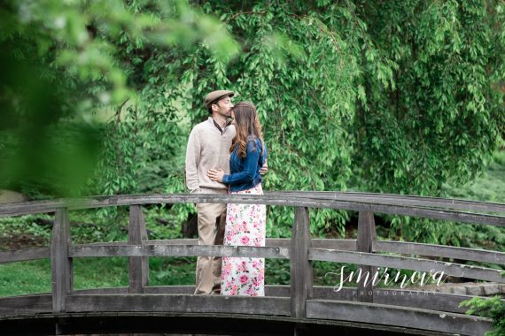 Roger Williams Park Engagement Smirnova Photography