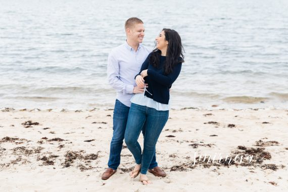Knowles Beach Engagement Smirnova Photography