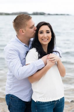 Dartmouth MA beach Engagement Smirnova Photography