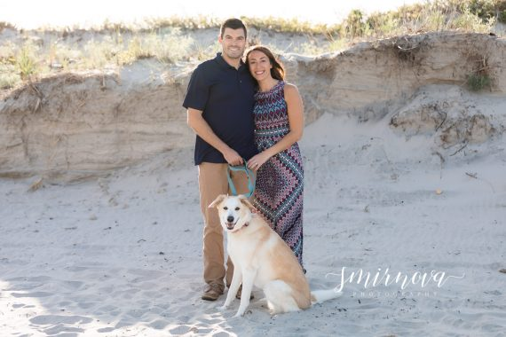 Duxbury Beach Engagement Smirnova Photography