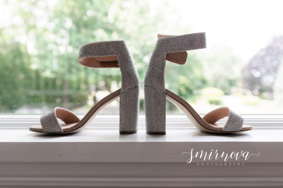 wedding shoes Smirnova Photography