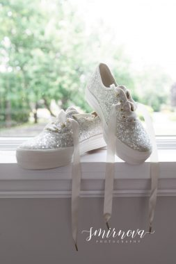 dancing wedding shoes Smirnova Photography