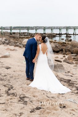 New Bedford Yacht Club Wedding Smirnova Photography