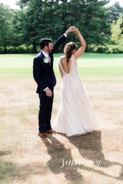 Segregansett Country Club Wedding Smirnova Photography