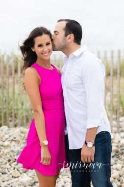 Duxbury Beach Engagement Session Smirnova Photography