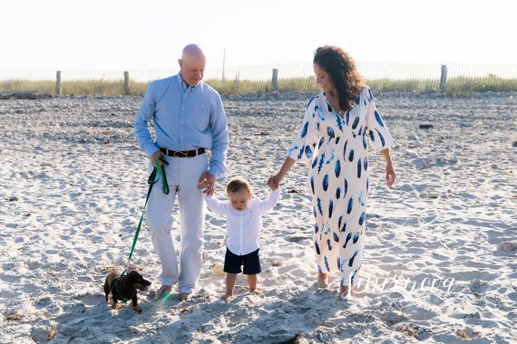 Duxbury Beach Family Smirnova Photography