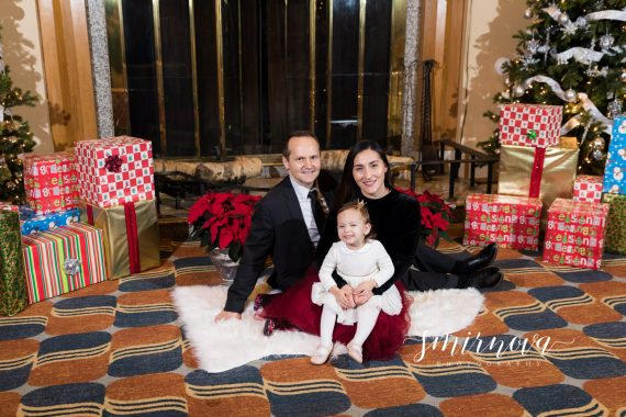 Boston Christmas Family Pictures Smirnova Photography