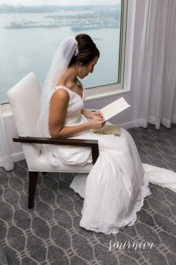 Hyatt Regency Boston Harbor Wedding Smirnova Photography