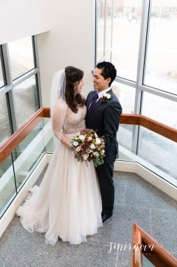 Quincy City Hall Wedding Smirnova Photography