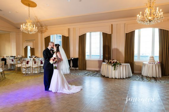 Omni Parker House Wedding Boston Smirnova Photography